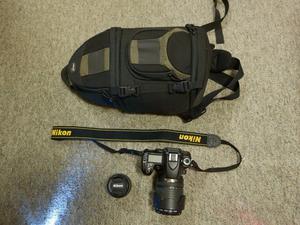 Nikon DMP DSLR Camera. Nikon Nikkor AF-S mm G ED. Nikon AF-S 50mm f/1.8 g