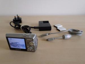 Olympus camera with extras