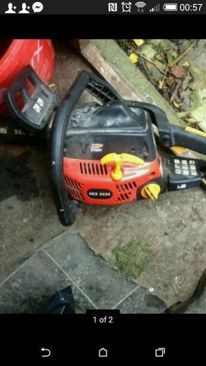 Petrol Chainsaw £50