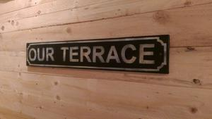 Reproduction Wooden Belfast Street Signs