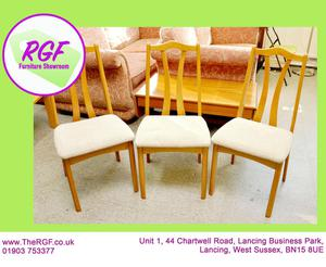 SALE NOW ON!! - Set of 3 Dining Chairs - Local Delivery £19