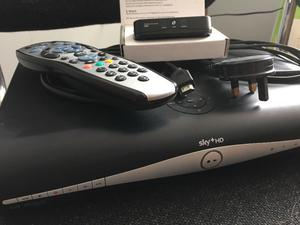 SKY HD + Box with Wifi On-Demand Connector