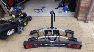 Thule Tow Ball Bike Rack for 2 Bikes