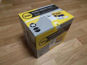 Yale Premium Wireless Alarm Kit B-HSA Unopened