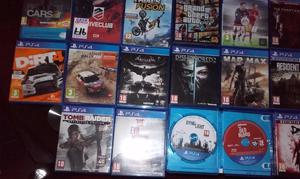 ps4 games as new excellent christmas presents from £5 free local delivery