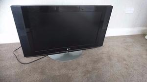 LG 32 inch tv fully working order no remote only selling due to upgrade will diliver
