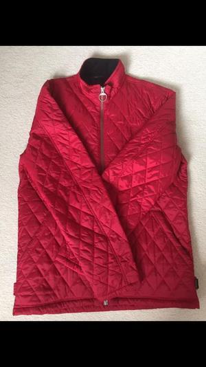 Men's small genuine Barbour jacket