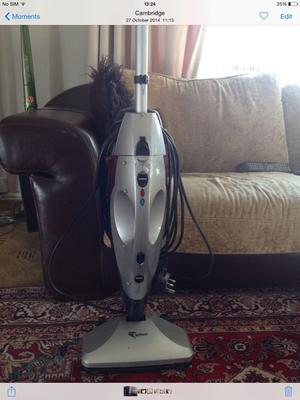 New steam mop