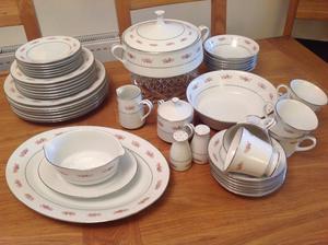Noritake 44 piece dinner /tea service