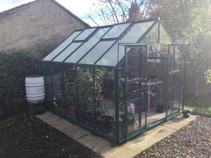 Rhino Greenhouse 10 x 8