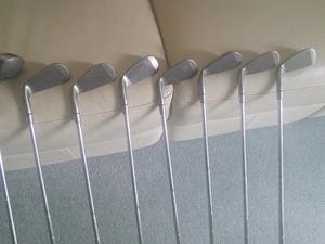 U.S.A. Prima golf clubs.