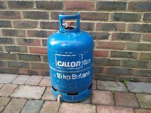 gas cylinder 15kg full.