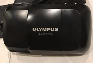 1. Olympus Mju 1 35mm Compact Film Camera with Olympus lens