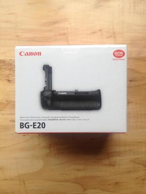 Canon battery grip BG-E20 Brand New