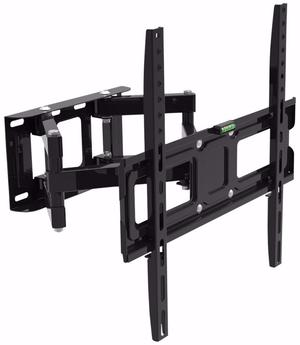 """Double Arm Cantilever TV wall Bracket with Tilt and Swivel 32"""" to kg NEW"""