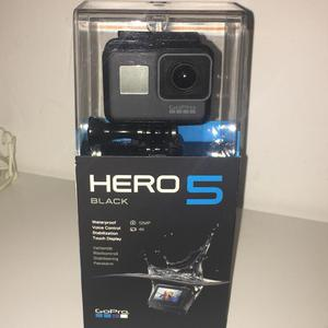 Go Pro HERO 5 BLACK 4K HD Action Camera