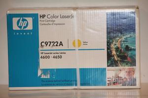 HP CA (641A) Original Yellow Toner Cartridge - Brand new in original sealed box