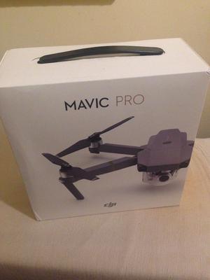 Mavic pro new sealed in box
