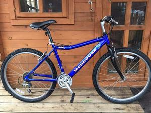 "Mongoose SX "" Frame. medium size mountain bike. 26"" Wheels. Fully working"
