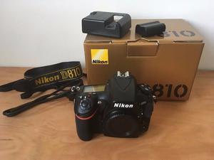 Nikon D810 Body for Sale