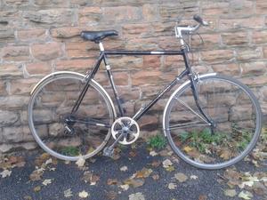 Raleigh Richmond Traditional Hybrid XL Reynolds  inch / 700c Road Bike Commuter