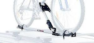Thule bicycle bike cycle. Roof Carrier. Tour 510. Lockable. ### x4 off ###