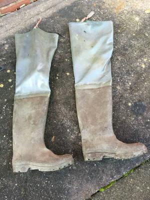 Wading boots size 44