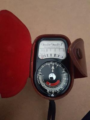 Weston master 2 Universal Exposure Meter