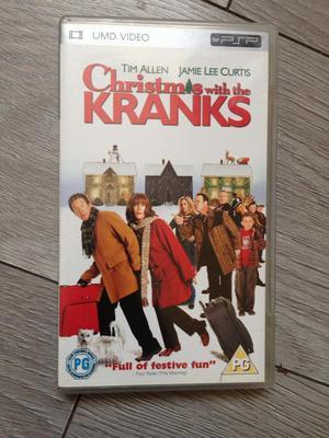 Christmas with the Kranks psp UMD movie
