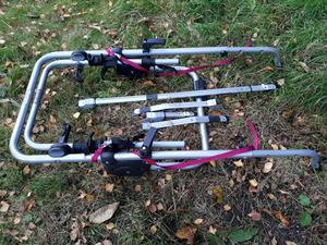 Halfords Cycle Rack