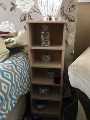 Small light wood unit!!
