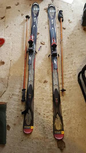 Apache Cross Fire K2 Skis