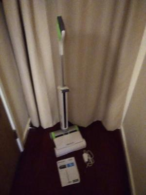 Gtec Cordless Sweeper Posot Class