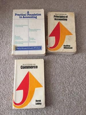 HNC BUSINESS STUDIES BOOKS