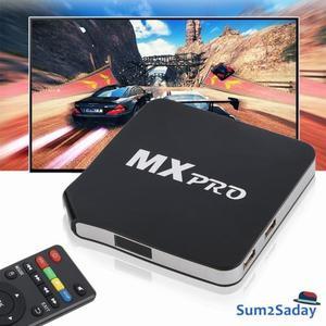 MXpro android tv box