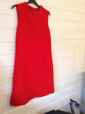 Marks & spencers red tunic dress