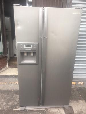 Samsung American fridge freezer