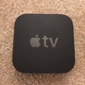 Apple TV (3rd Generation). Added extra HDMI Cable.