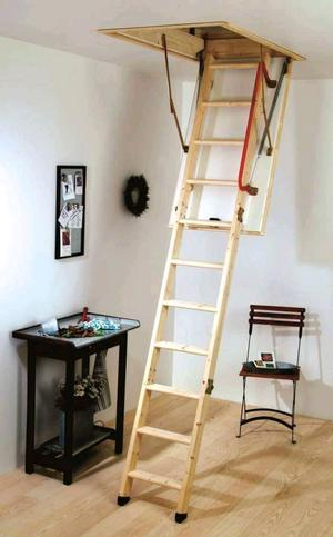 LOFT LADDERS SUPPLIED AND FITTED FROM £99