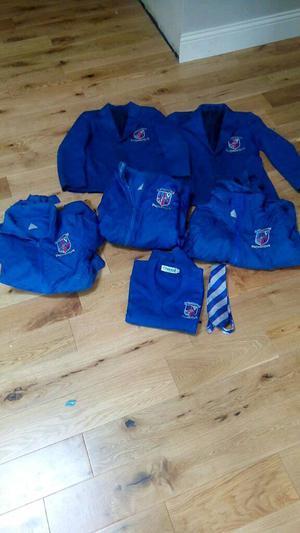 Macosquin primary school uniform