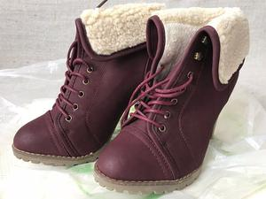 New Womens Ankle Boots size: EUR 37 (UK 4)