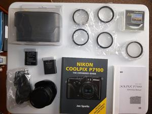Nikon Coolpix P series accessories