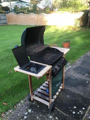 Outback Omega Gas Barbecue
