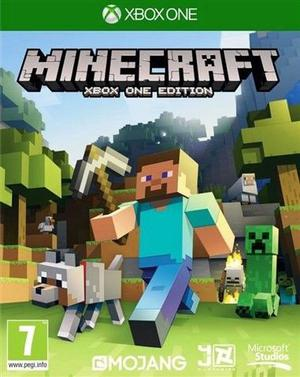 **SEALED** MINECRAFT XBOX ONE EDITION XBOX ONE S GAME BRAND NEW