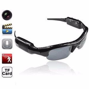 SPY HIDDEN CAMERA HD GLASSES SUNGLASSES EYEWEAR DVR VIDEO RECORDER GLAMOROUS