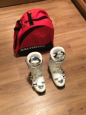 Salomon X-PRO Custom Shell Ski Boots Size 6 (UK). Only used for one week