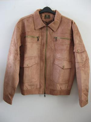 Unworn Suede Jacket, EMPORIO FASHION