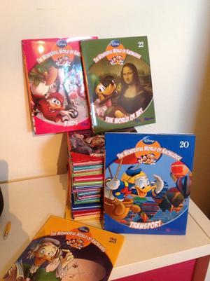 World of knowledge children's books.