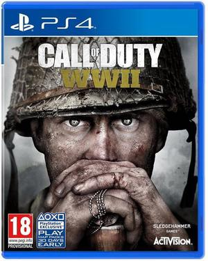 call of duty ww2 ps4 - BRAND NEW