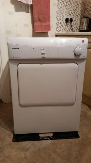 hoover 7kg tumble dryer can deliver for a small charge